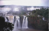 Водопади - водопадите Игуасу, Аржентина