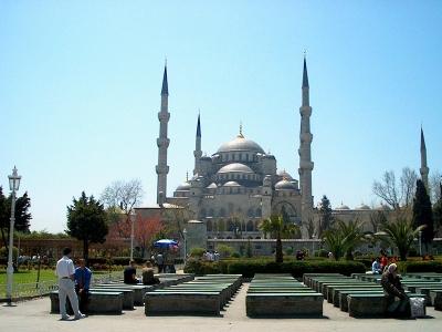 Синята Джамия (Султан Ахмед), Истанбул