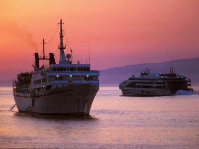 Фериботи в Гърция - Ферибот Пиреас - Хераклион
