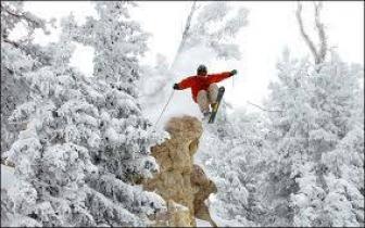 Най-дългата зима и най-якото каране!  Дизин-