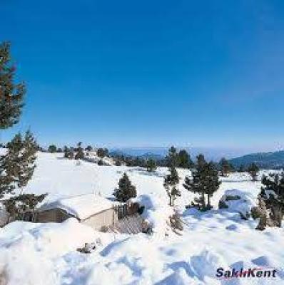 Ски курортът Сакликент