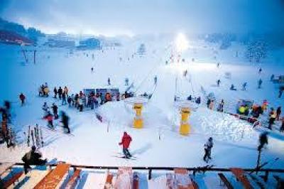 Ски-курорт, Улудаг