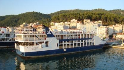 Ферибот до о-в Корфу