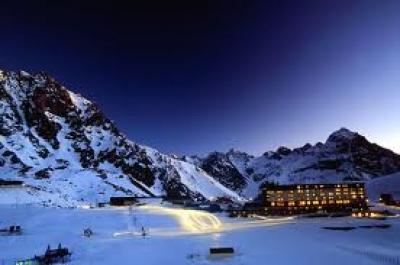Ски писта в Чили