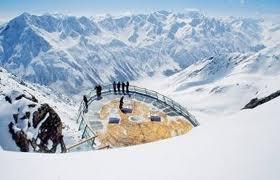 Зьолден, ски сезон