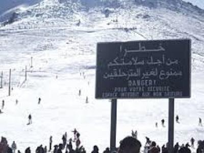 На ски в Африка - Мароко