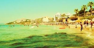 Дамският плаж