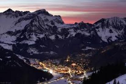 Енгелберг - Швейцария
