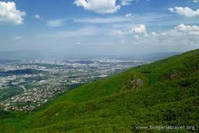 Физикогеографски строеж Витоша - планина