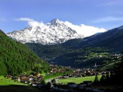 Зьолден - Австрия