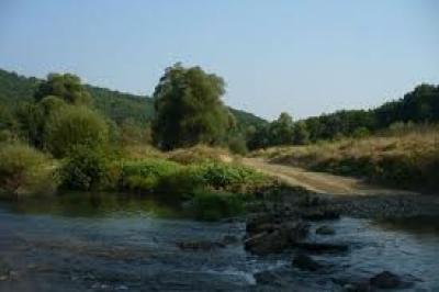 Граници и дялове в Странджа - планина
