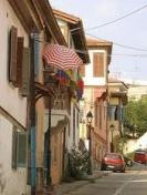 Старият град (Ано Поли) и Кастро Солун