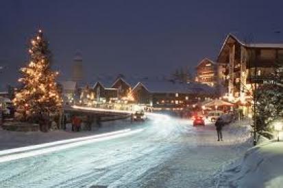 Lech - Австрия.