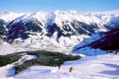 Klosters - Швейцария.