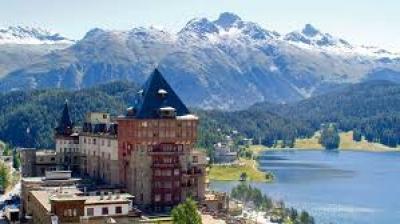 St. Moritz - Швейцария.