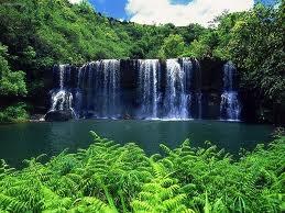 водопад Кауай, Хавай