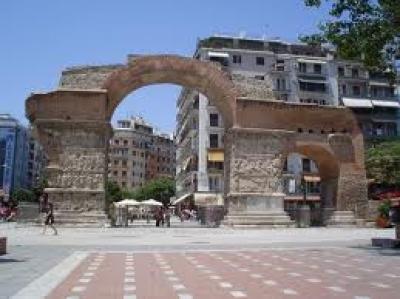 Дворецът на Галерий