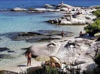Полуостров Касандра. Халкидики - Гърция