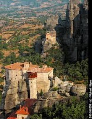 """Манастирът """"Агиос Николаос Анапафсас"""""""