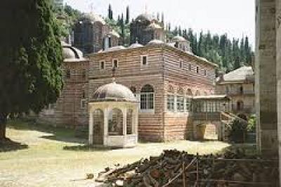 """Мъжкият манастир """"Варлаам"""""""
