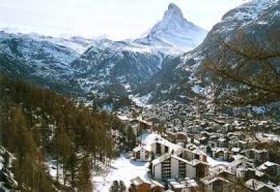 Зермат - Швейцария