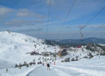 Ски-курорт, Карталкая