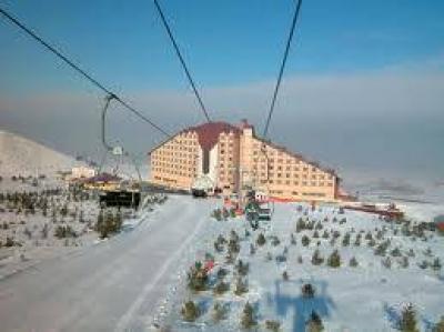 Ски-курорт,