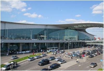 Летище Москва Шерметиево SVO