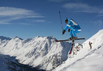 Откриване на ски сезона в Ишгл, Австрия