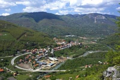 Град Андриевица - Черна гора