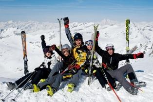 Глетчер Мьолталер, Нов открит ски сезон