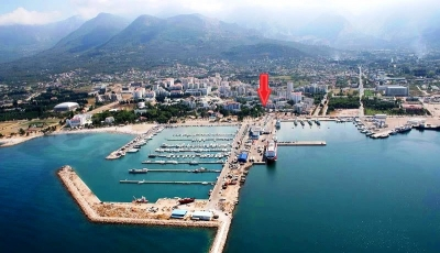 Град Бар Черна гора
