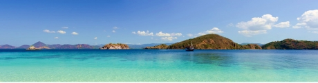 остров Бали екзотични почивки банер