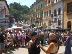 Фестивал на средновековните изкуства в Сигишоара Румъния