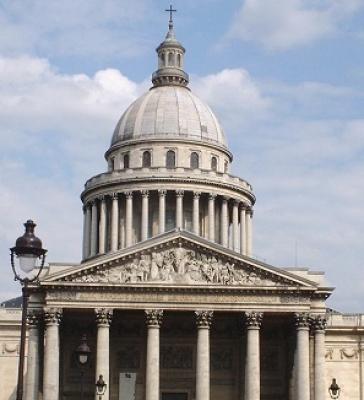 Пантеонът в Париж