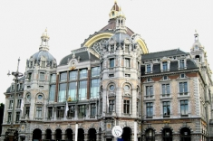 Културно-исторически акценти в Антверпен – векове и блясък