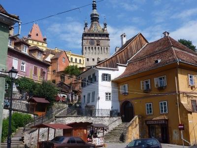 Сигишора Румъния