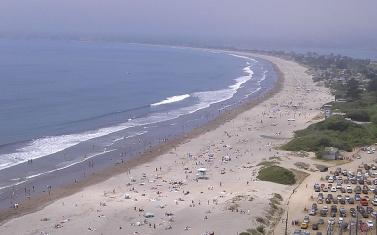 Ibeno Beach
