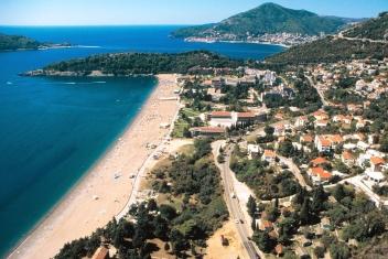 Плажовете в Будва Черна гора