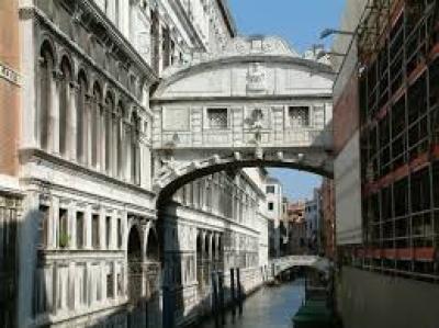 Мост на въздишките (Ponte Dei Sospiri)