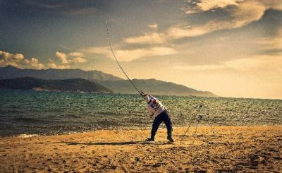 На риба в Керамоти