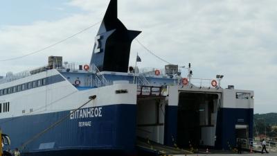 Пътуване до Закинтос- ферибот- Ionian Star Кастро Килини