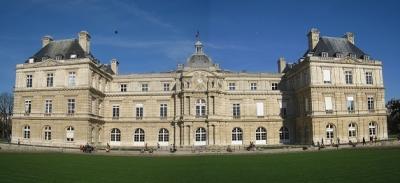Люксембургски дворец в Париж