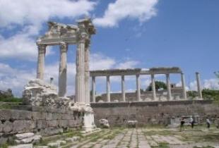 Бергама, Пергамон, Турция