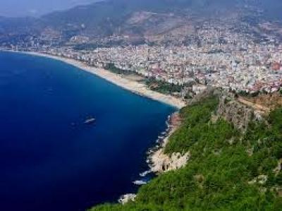 Плажовете на Анталия