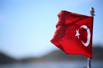 В Турция