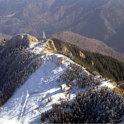 На ски в Пояна Брашов - Румъния