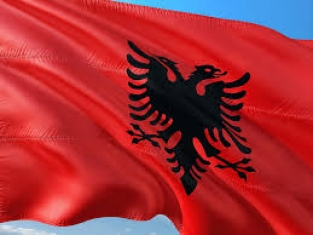 В Албания