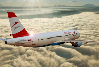 Пътуване със самолет до Виена. Самолетни билети.