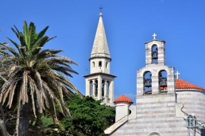 Църквата Свети Йоан Будва
